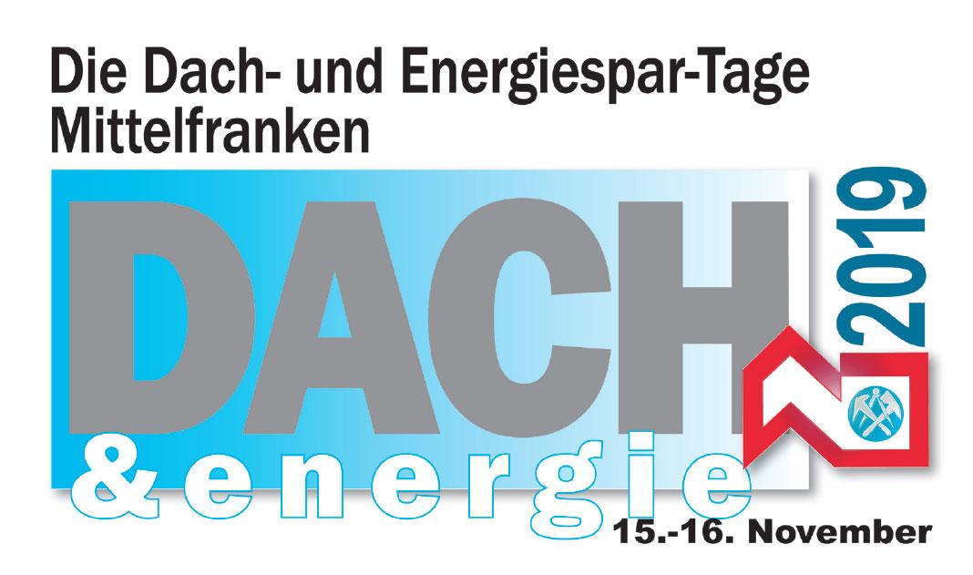 Dach- und Energiespartage Mittelfranken 2017